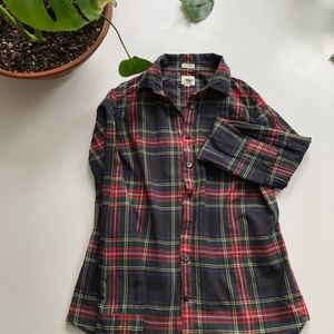 JCrew perfect fit button up
